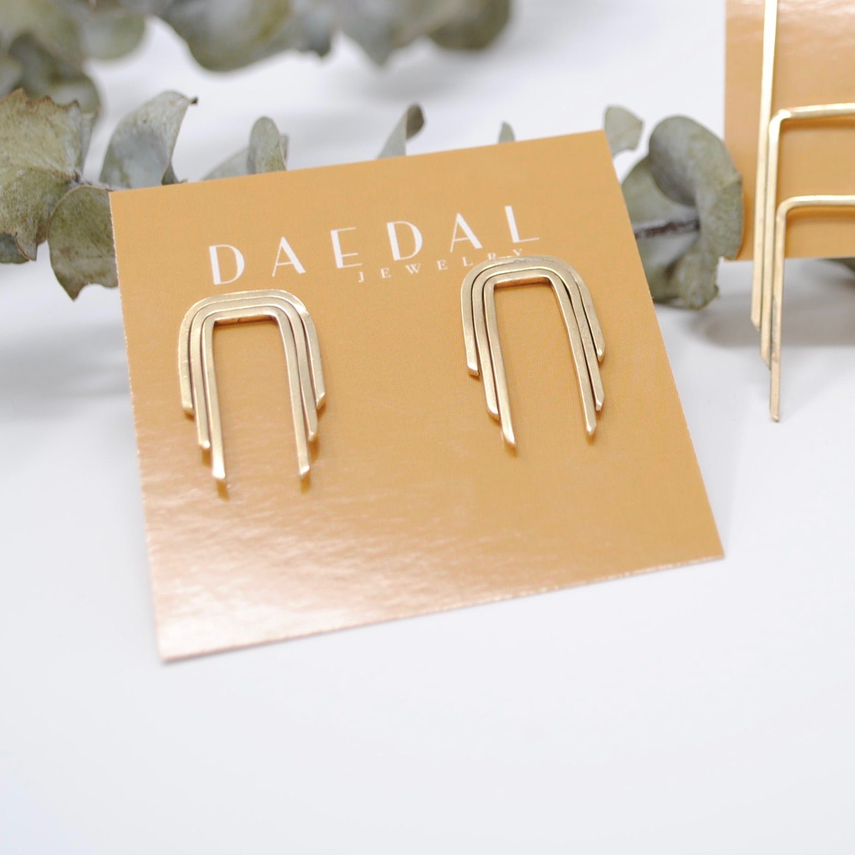 Daedal Astoria Earrings