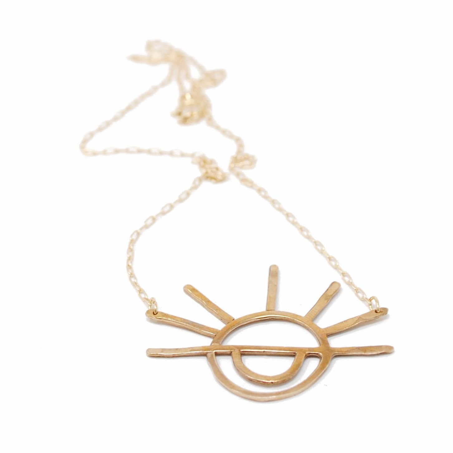 Daedal Third Eye Necklace