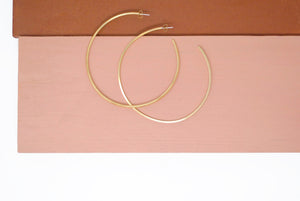 Daedal XL 14 Gauge Hoops