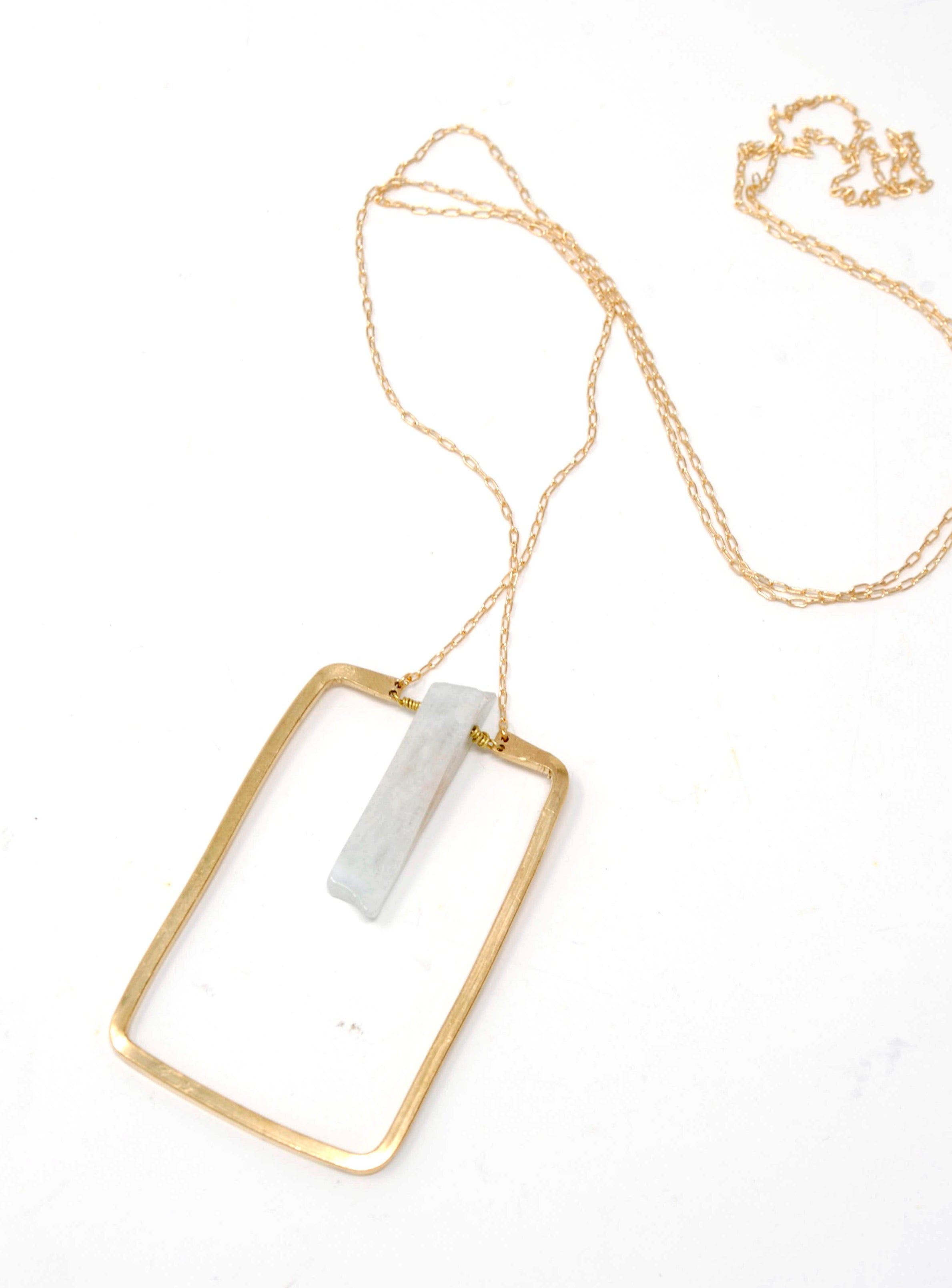 Daedal Structured Necklace