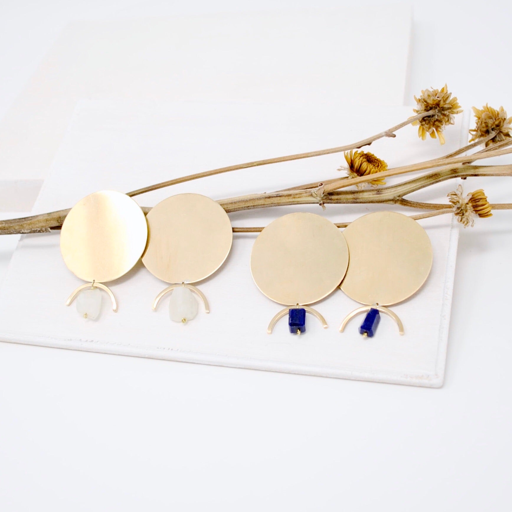 Daedal Mad Love Earrings