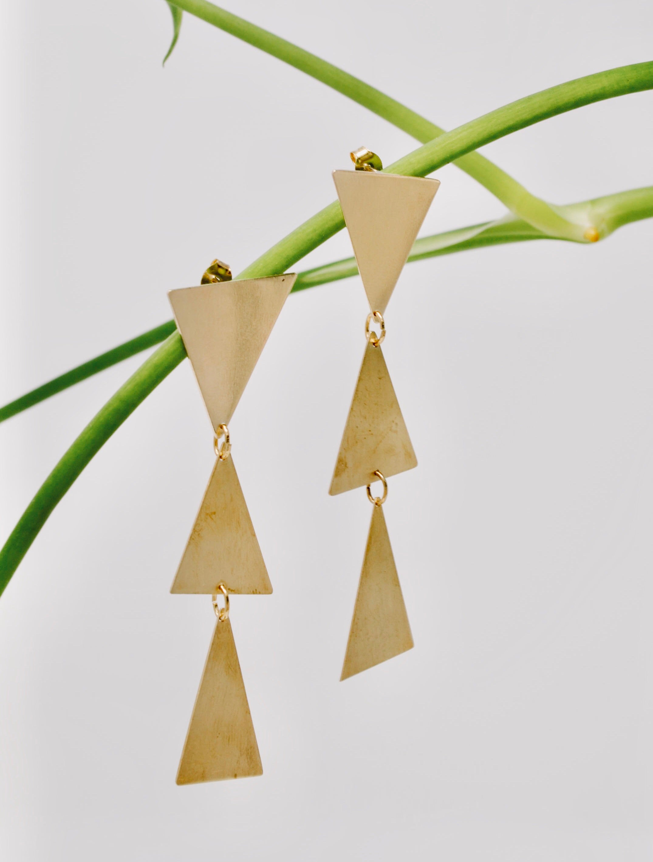 Daedal Trio Earrings