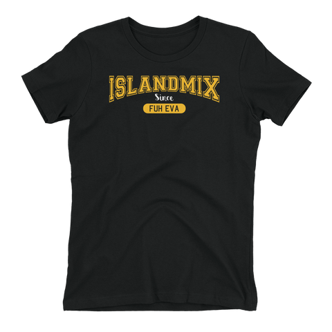 IslandMix Fuh Eva - Ladies Fitted Tee