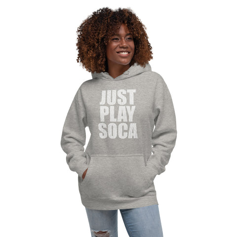 Image of Just Play Soca - Hoodie