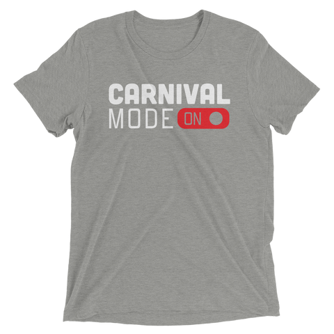 Image of Carnival Mode On - Short Sleeve T-Shirt