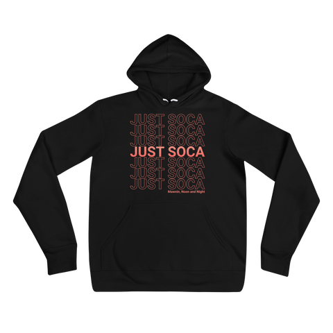 Just Soca - Fleece Hoodie