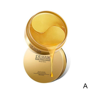 Gold/Seaweed Collagen Moisturizing Eye Mask