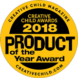 Saucer Tree Swing 2018 Creative Child Award - Play Wild