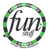 Backyard Tree Swing wins Parents' Choice Award