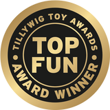 Saucer Tree Swing Top Fun Award