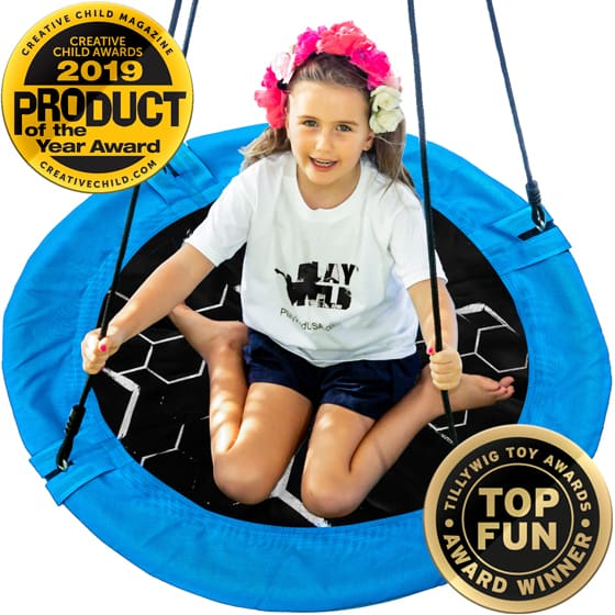 best giant saucer swing