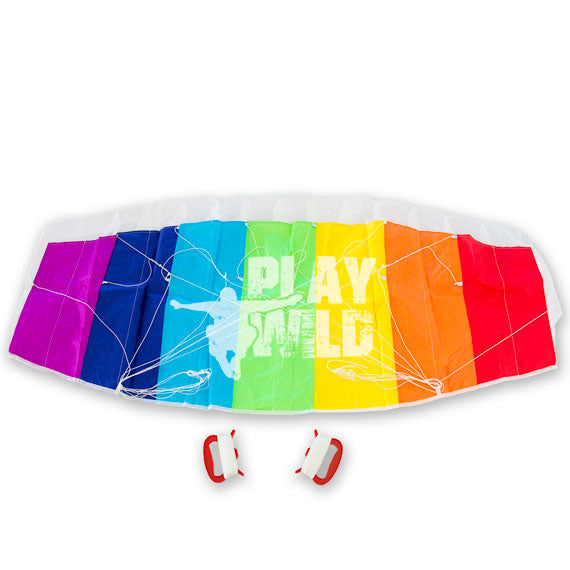 Play Wild Canopy Stunt Kite 4' 8""