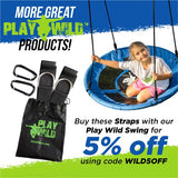 Play Wild Tree Swing and Hanging Straps Coupon Code