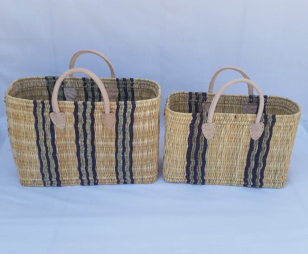 Boathouse Como Basket LG - Just Arrived!