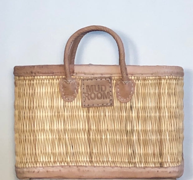 Booker Provence Classic  Basket Tote - Medium