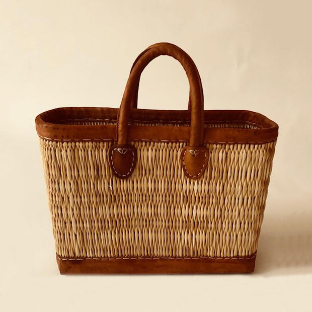 Booker Provence Classic Basket Tote - Small