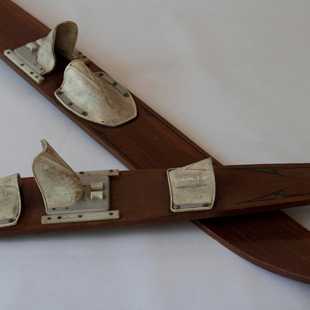 Vintage Water  Skis - Combo by Riviera C-1960's