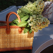 Edinburgh Classic Basket Tote - Large
