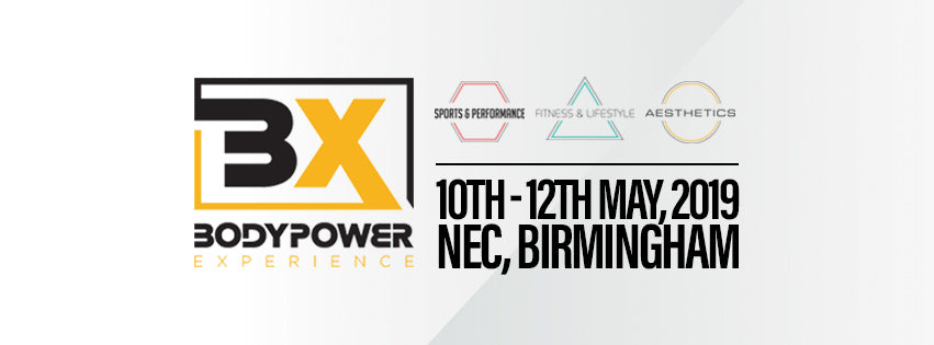 BodyPower Experience, The fitness adventure of the year!