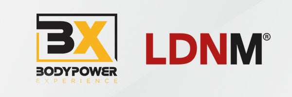 BodyPower Experience name LDNM as Official Fitness and Lifestyle Partner!