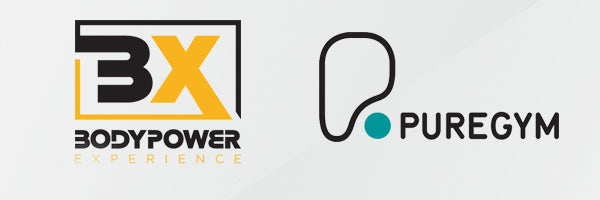 BodyPower Experience Partner with PureGym, the UK's Largest Gym Chain!