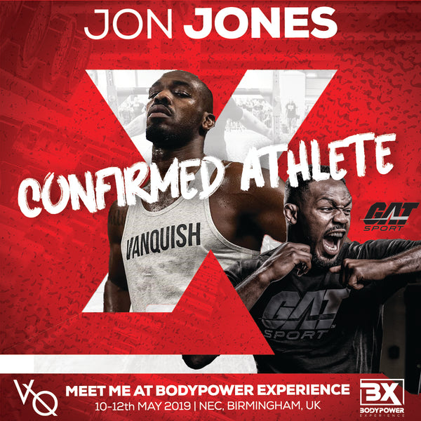 Jon Jones is Coming to BPX!