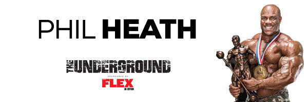 Phil Heath Confirmed for BodyPower Experience!