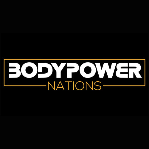 BodyPower Nations - Telford - 31/08/2019