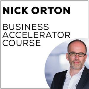 Nick Orton Business Accelerator Course