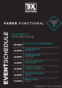 Faber Functional