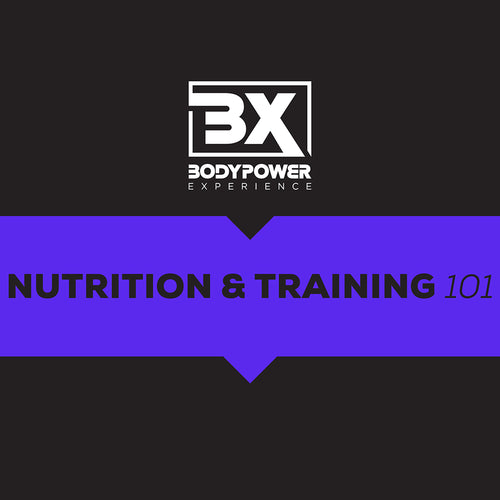 Nutrition and Training 101