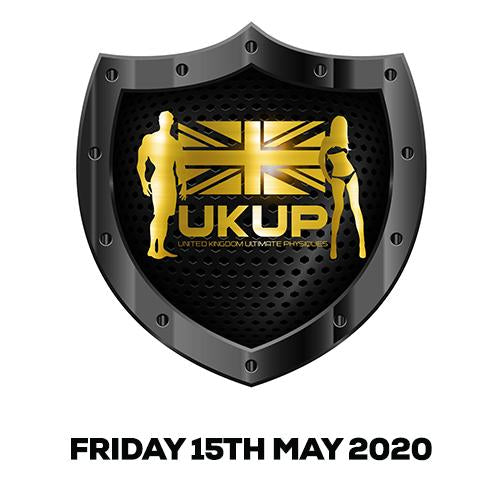 UKUP BodyPower Spectator Ticket