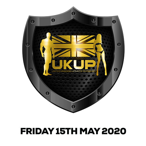 UKUP BodyPower International Championships - Friday 15th May 2020