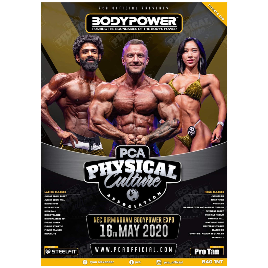 PCA BodyPower (Register on PCA website)