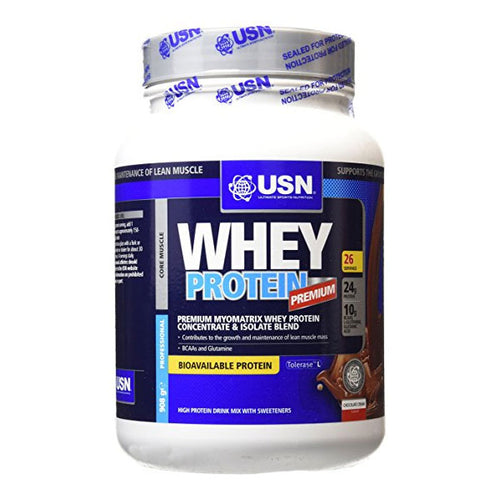 USN 100% PREMIUM WHEY 908G (Chocolate)