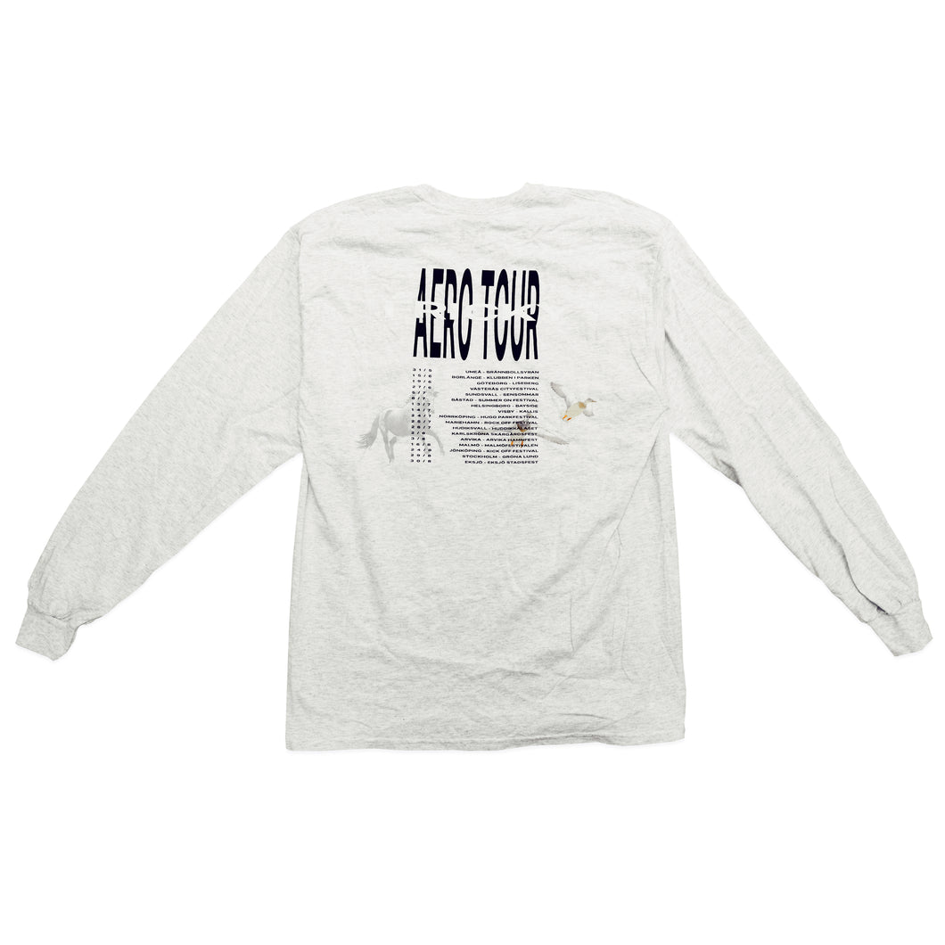 Aero Tour Heather Long Sleeve