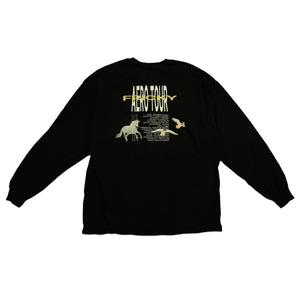 Aero Tour Black Long Sleeve