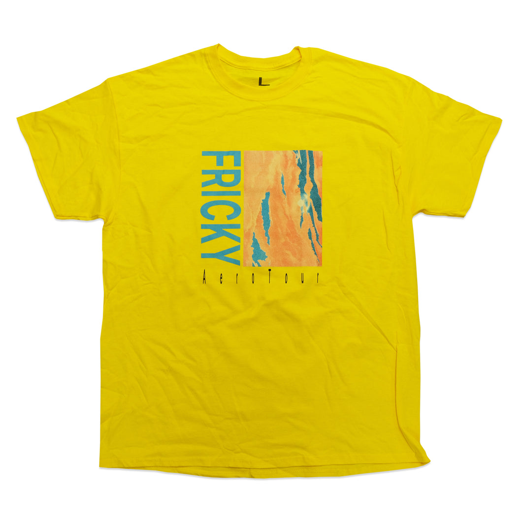 Aero Tour Yellow Tee