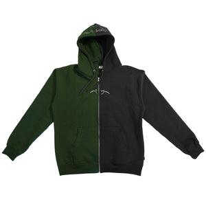 Zipspov Forest/Ash Hoodie
