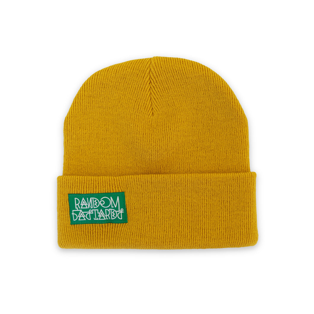 Backdrop Mustard Hat