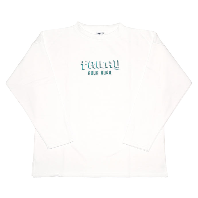 Aqua Aura White Sweat