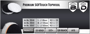 Premium SOFTouch Top Wool