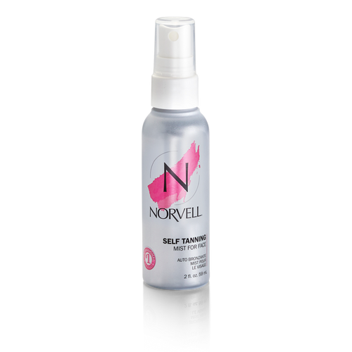 Norvell Self Tanning Mist for Face and Touch up spray