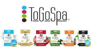 ToGoSpa™ Under Eye Collagen Gel Masks