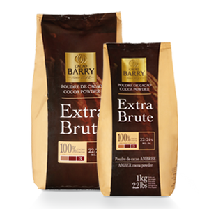 Cacao Barry Cocoa Powder Extra Brute