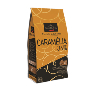 Valrhona Caramelia Milk Chocolate 36%