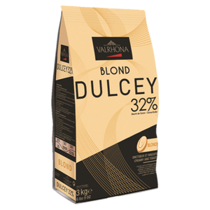Valrhona Dulcey White Chocolate 32%