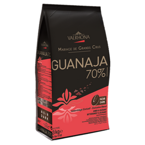 Valrhona Guanaja Dark Chocolate 70%