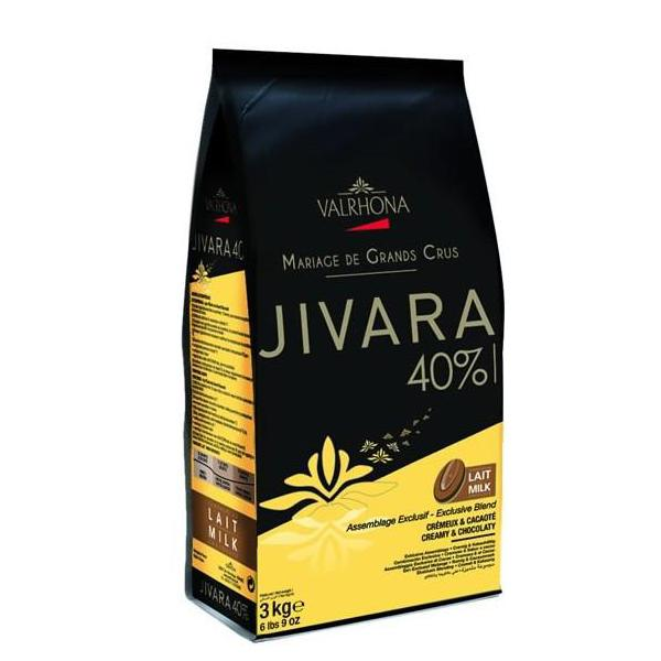 Valrhona - Jivara Milk Chocolate 40%