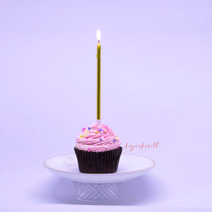 Sugar Smith Inc - Birthday Candle (Gold)